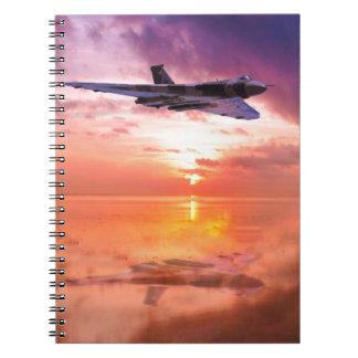 Cadernos Espiral Alvorecer de Vulcan