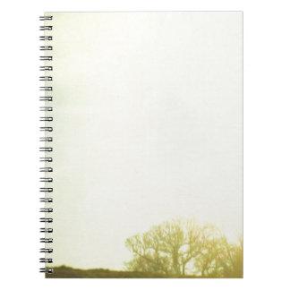 Cadernos Espiral Antes do nascer do sol
