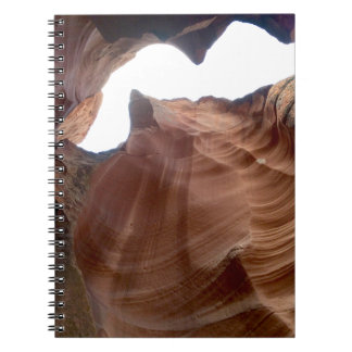 Cadernos Espiral ARIZONA - garganta superior Z do antílope - rocha