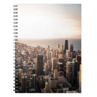 Cadernos Espiral Arquitectura da cidade de Chicago