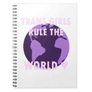 Cadernos Espiral As meninas do transporte ordenam o mundo (v1)