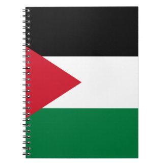 Cadernos Espiral Baixo custo! Bandeira de Jordão