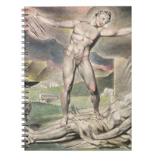 Cadernos Espiral Blake_Book_of_Job_Linell_