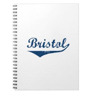 Cadernos Espiral Bristol