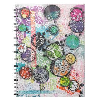 Cadernos Espiral C feliz