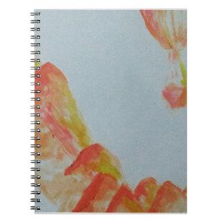 Cadernos Espiral Caderno/ Notebook Capadócia