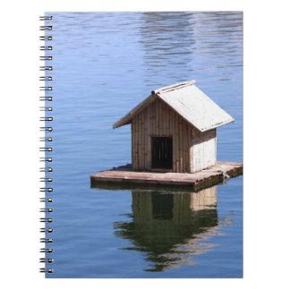 Cadernos Espiral Casa do lago
