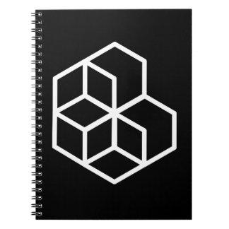 Cadernos Espiral Cavalo (-)/caderno da foto (80 páginas B&W)