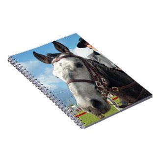 Cadernos Espiral Cavalo puro da raça