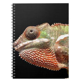 Cadernos Espiral Chamelion