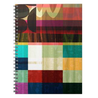 Cadernos Espiral Colagem 08
