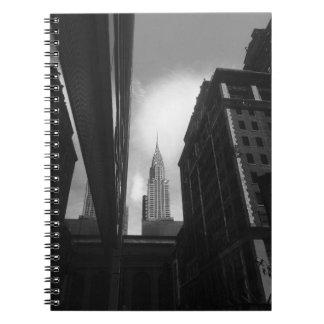 Cadernos Espiral Construção de Chrysler