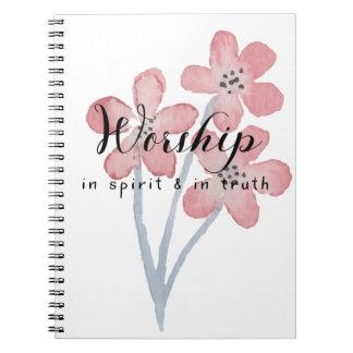 Cadernos Espiral Culto no espírito e na verdade