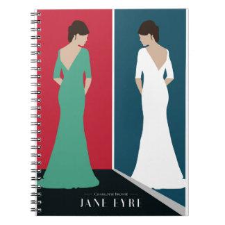 Cadernos Espiral Design de Jane Eire