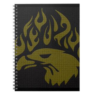Cadernos Espiral Eagle