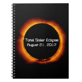 Cadernos Espiral Eclipse 2017 solar total