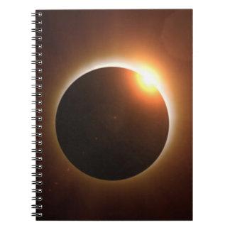 Cadernos Espiral Eclipse solar total