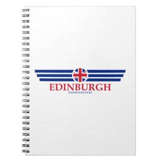 Cadernos Espiral Edimburgo