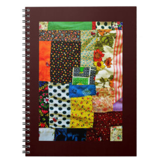 Cadernos Espiral Edredão americana