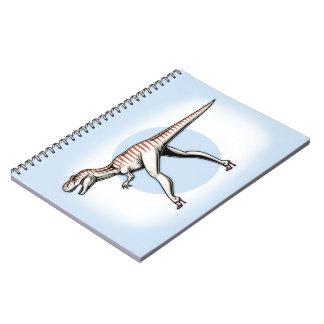 Cadernos Espiral Ela Rex