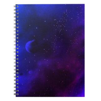 Cadernos Espiral Espaço profundo