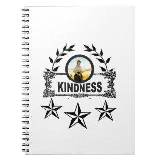 Cadernos Espiral estrelas da bondade