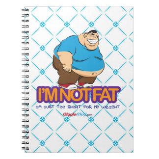 Cadernos Espiral Eu não sou gordo