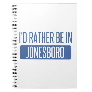 Cadernos Espiral Eu preferencialmente estaria em Jonesboro