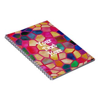 Cadernos Espiral Fáceis vazios do modelo adicionam o DIVERTIMENTO
