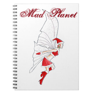 Cadernos Espiral Fada do Natal