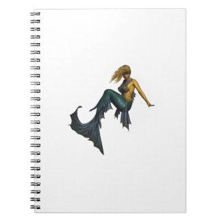Cadernos Espiral Fantasia dos oceanos