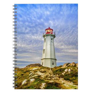 Cadernos Espiral Farol de Louisbourg