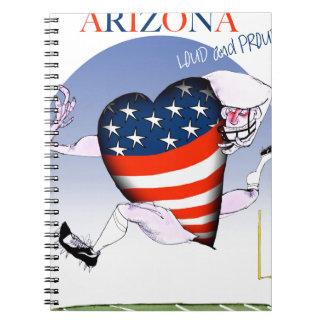 Cadernos Espiral fernandes tony altos e orgulhosos da arizona,