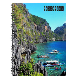 Cadernos Espiral Filipinas