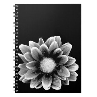 Cadernos Espiral Flor triste