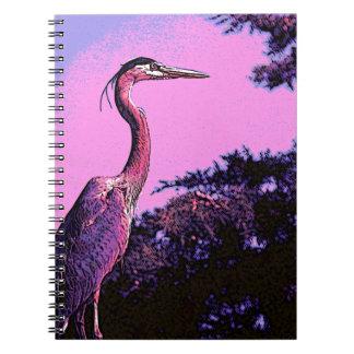 Cadernos Espiral HeronColor
