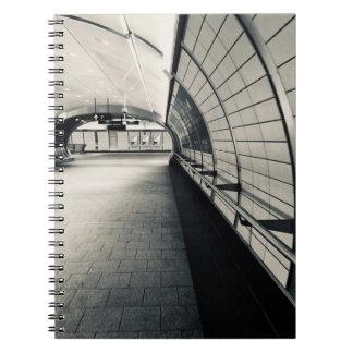 Cadernos Espiral Jardas de Hudson
