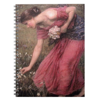 Cadernos Espiral John William Waterhouse - narciso - belas artes