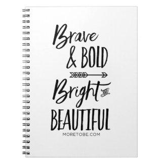 Cadernos Espiral Jornal bravo & corajoso, brilhante & bonito