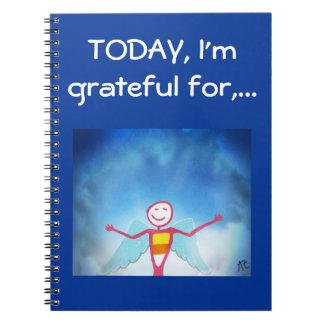 Cadernos Espiral Jornal da gratitude