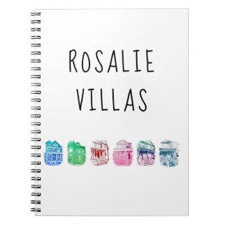 Cadernos Espiral Jornal das casas de campo de Rosáalia