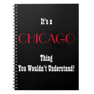 Cadernos Espiral Jornal de Chicago
