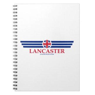 Cadernos Espiral Lancaster