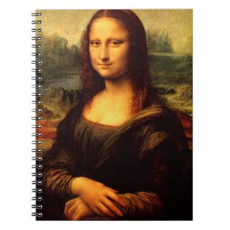 Cadernos Espiral LEONARDO DA VINCI - Mona Lisa, La Gioconda 1503