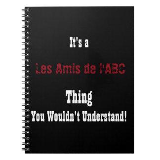 Cadernos Espiral Les entre de l'ABC Jornal