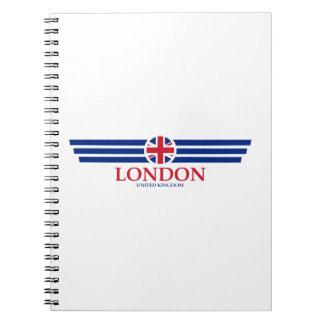Cadernos Espiral Londres