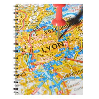 Cadernos Espiral Lyon, France