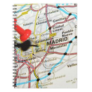 Cadernos Espiral Madrid, espanha