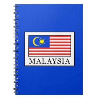 Cadernos Espiral Malaysia