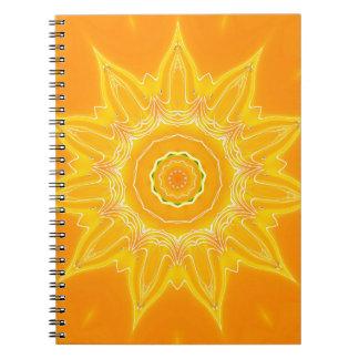 Cadernos Espiral Mandala